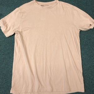 Light pink/peach men's t-shirt
